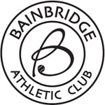 Bainbridge Athletic Club Logo for Farm Fresh Mountain Bike and Cyclocross Race